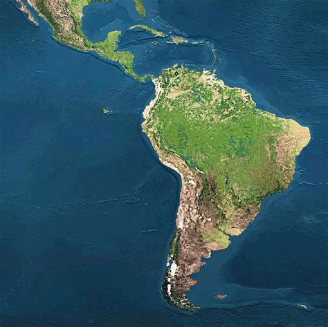 Mapas Mundiales Satelitales