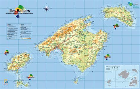 Mapas | Página Oficial de turismo Formentera