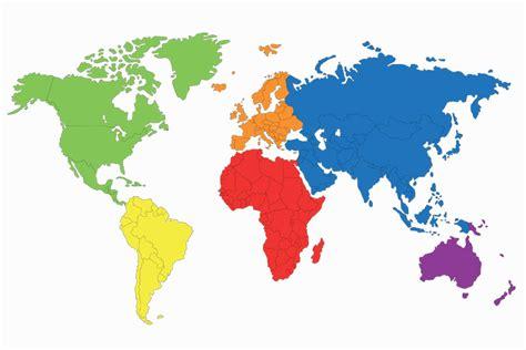 Mapas para Imprimir » Mapamundi, Continentes, Mapas ...