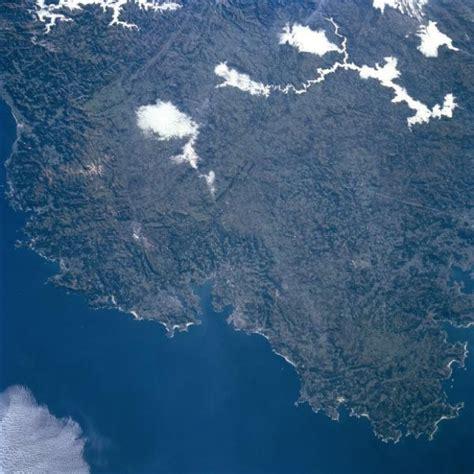 Mapas satelitales de La Coruña