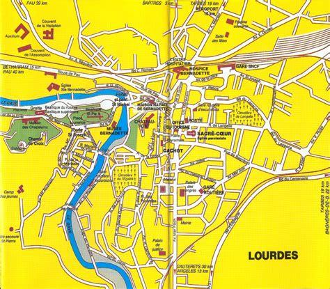 Mappa Dettagliata Della Francia