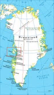 Maps   Disko Greenland