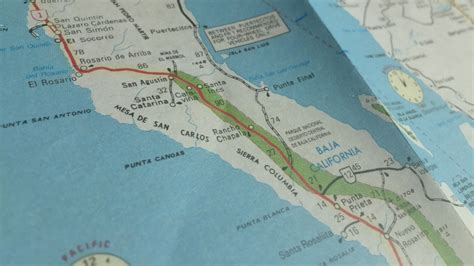 Maps of Baja California Mexico | AllAboutBaja.com