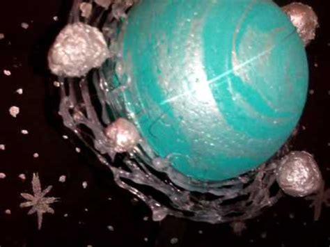 Maqueta del Planeta Urano   YouTube