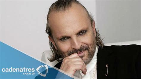 Maquillarme me hace sentir estupendo , dice Miguel Bosé ...