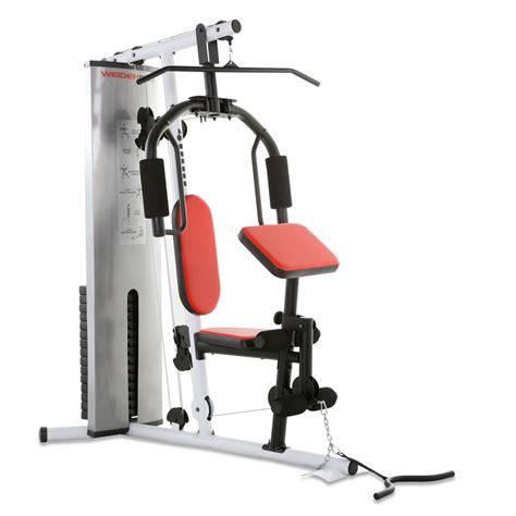 Máquina de musculación guiada   WEIDER Pro 4500