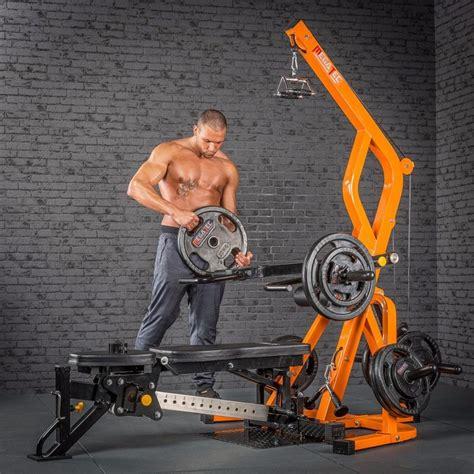 Maquina de musculacion - multigimnasio Megatec