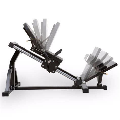 Máquina de musculación press de piernas - MegaTec Compact ...