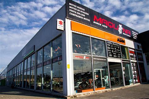 Maquina Motors Concesionario Oficial Kawasaki Suzuki Y ...