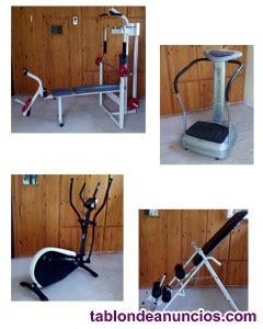 Máquinas de fitness aparatos hacer gimnasia en valencia ...