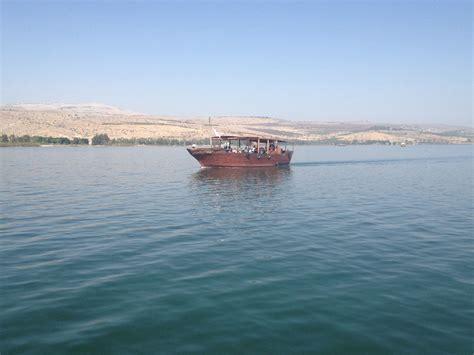 Mar de Galilea Lago Tiberiades | Hermosos Lugares