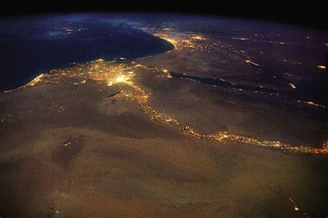 Maravillosas fotos tomadas desde la estacion espacial ...