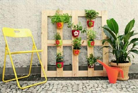 Maravillosas ideas con palets para el jardín