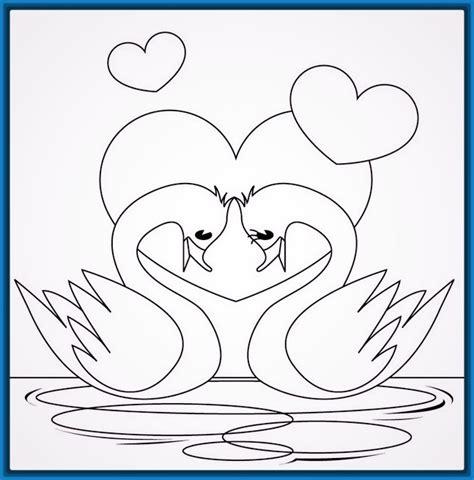 Maravillosos Dibujo Faciles de Amor