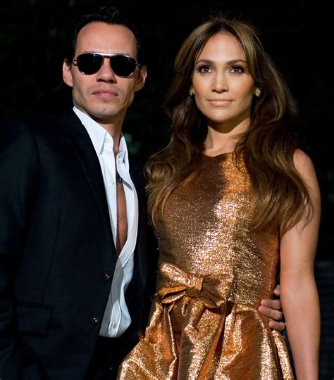 Marc Anthony in Jennifer Lopez & Marc Anthony Attending ...