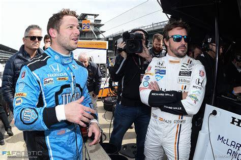 Marco Andretti, Fernando Alonso, McLaren Honda Andretti ...
