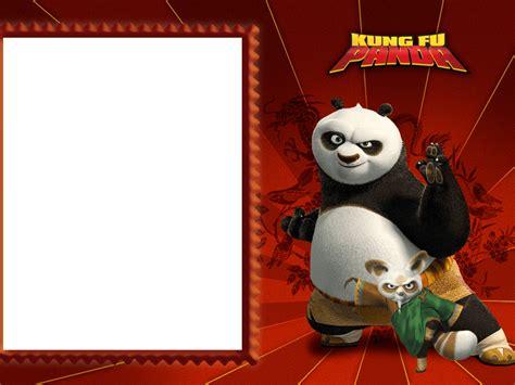 Marco de Foto Kung Fu Panda 2 | Descargar Marcos para fotos