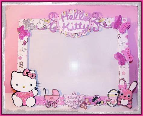 Marcos de Hello Kitty para Fotos Muy Bellos   Imagenes de ...