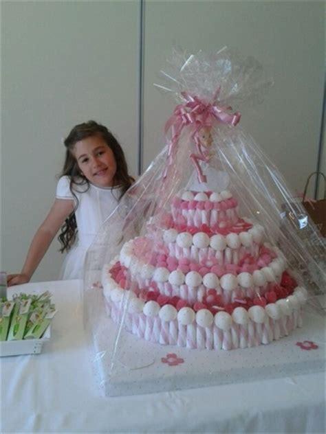 Marga's Cake: Tarta de chuches comunión