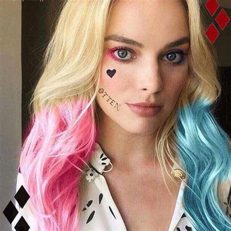 Margot Robbie as Harley Quinn | Harley Quinn | Pinterest ...