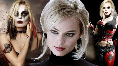 Margot Robbie Talks Harley Quinn and Her New York Accent
