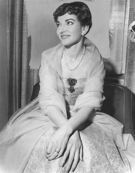 Maria Callas | Ave Maria | Pinterest