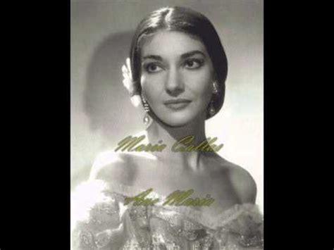 Maria Callas   Ave Maria   YouTube