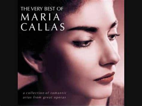 Maria Callas   J ai perdu mon Eurydice.wmv   YouTube