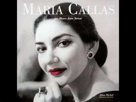Maria Callas   summertime_   YouTube