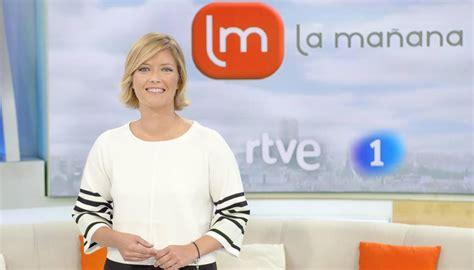 María Casado da un giro a 'La mañana de La 1' | Televisión ...