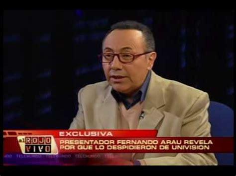 Maria Celeste entrevista a Fernando Arau y dice porque lo ...