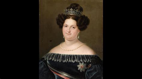 María Cristina de Borbón - Dos Sicilias, la cuarta esposa ...