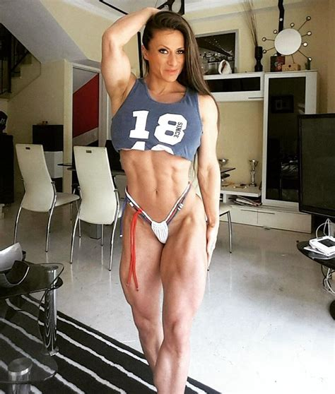 Maria Garcia   Beauty Muscle
