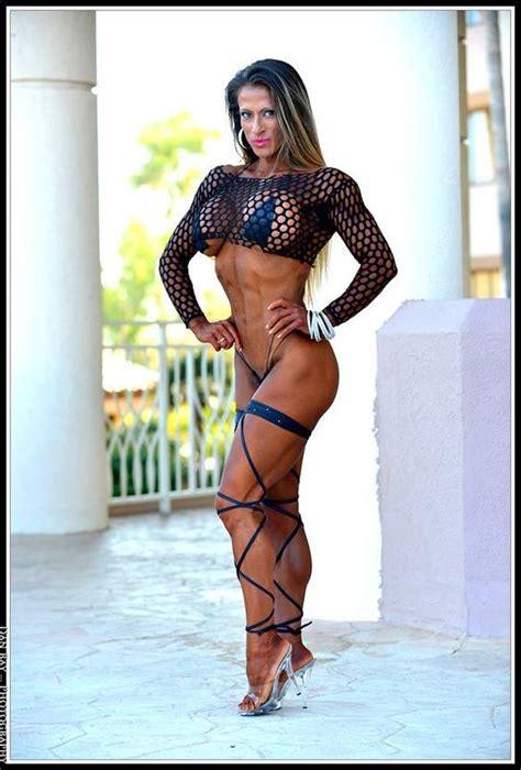 Maria Garcia | Female Bodybuilding | Pinterest
