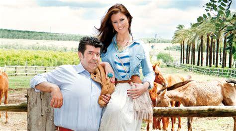María Jesús Ruiz y su novio nos muestran su nido de amor