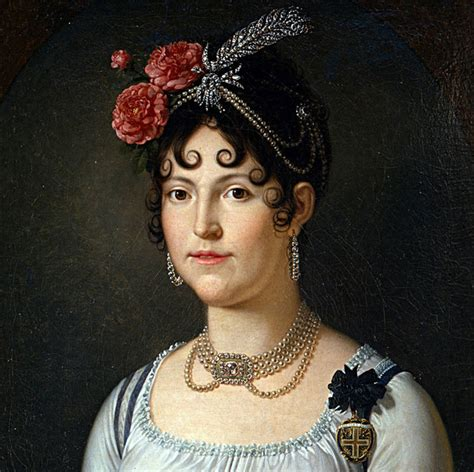 María Luisa de Borbón, Infanta de España y Reina de Etruria