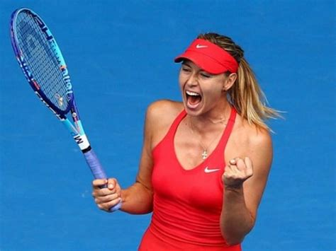 Maria Sharapova will be back in the WTA rankings – RTF ...