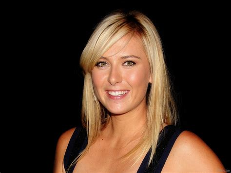 Maria Sharapova would love to try acting