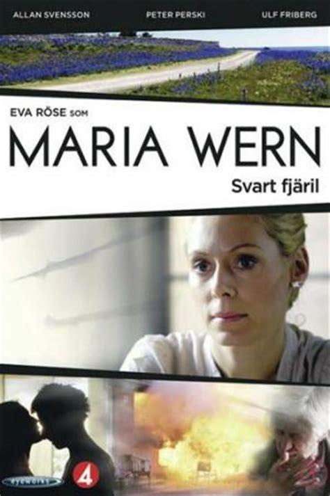 Maria Wern: La mariposa negra  TV   2011    FilmAffinity