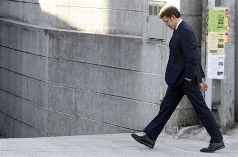 Mariano Rajoy chega a Pontevedra pola morte do seu irmán ...