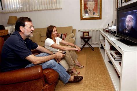 Mariano Rajoy, en familia   Qué.es