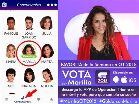 Marilia Monzón la voz de Gáldar en OT 2018