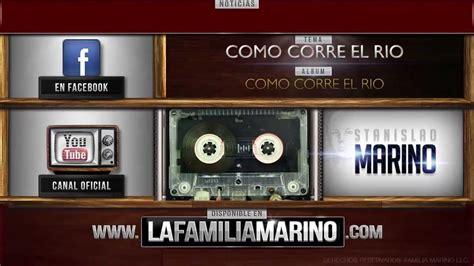 Marino   Como Corre El Rio  musica    YouTube