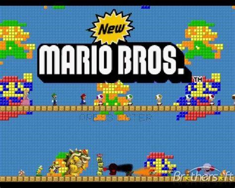 Mario Game: New Mario Bros. free Download