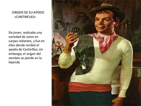 MARIO MORENO (CANTINFLAS)