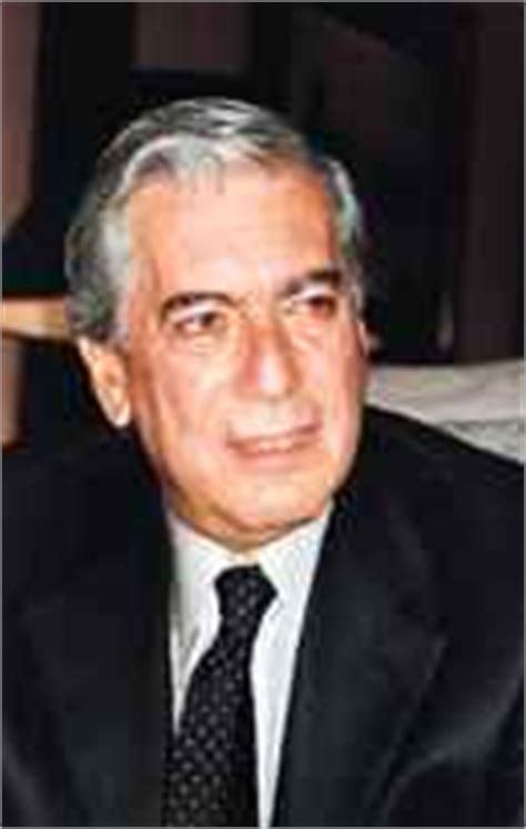 Mario Vargas Llosa Biografia Resumida Obras