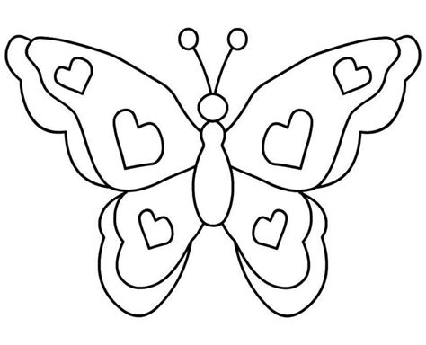 Mariposa #11 (Animales) – Páginas para colorear