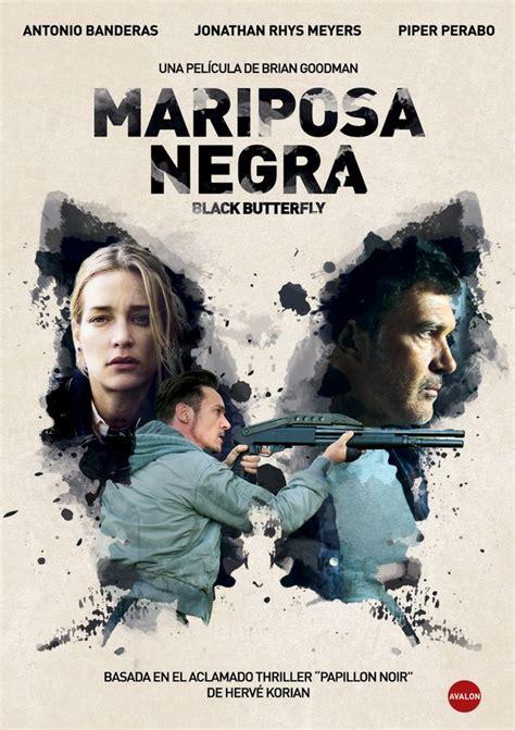 MARIPOSA NEGRA (BLACK BUTTERFLY) - DVD - de Brian Goodman ...