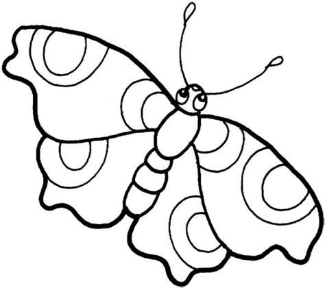 Mariposa para calcar pintadas - Imagui