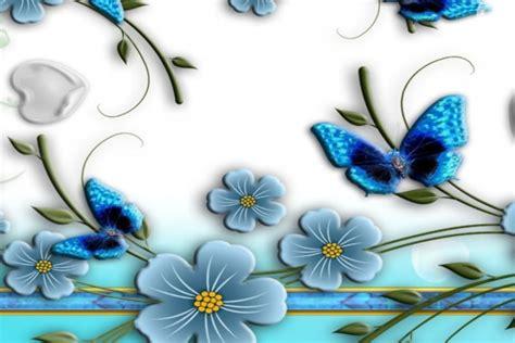 Mariposas Azules Animadas | www.pixshark.com - Images ...